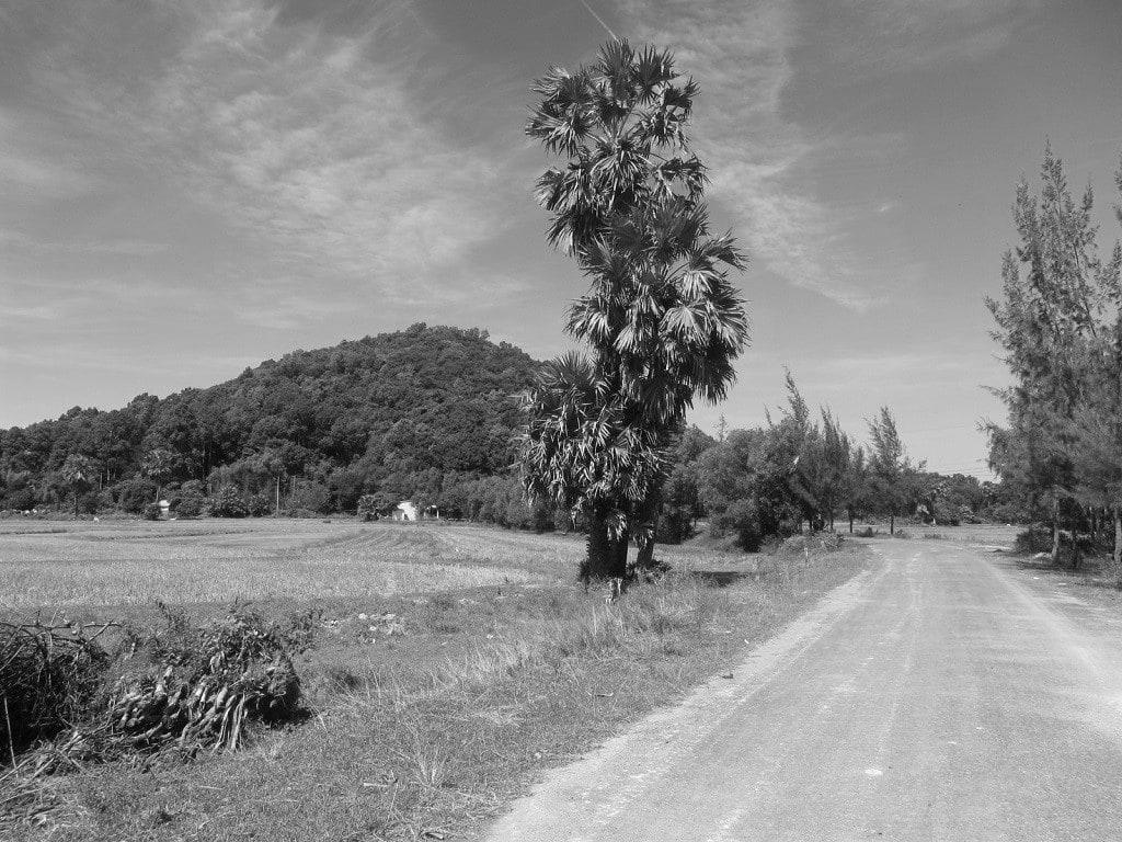 Back road, Ha Tien, Mekong Delta, Vietnam