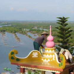 Ha Tien, Mekong Delta, Vietnam