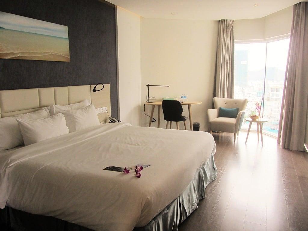 Liberty Central Nha Trang Hotel, guest room