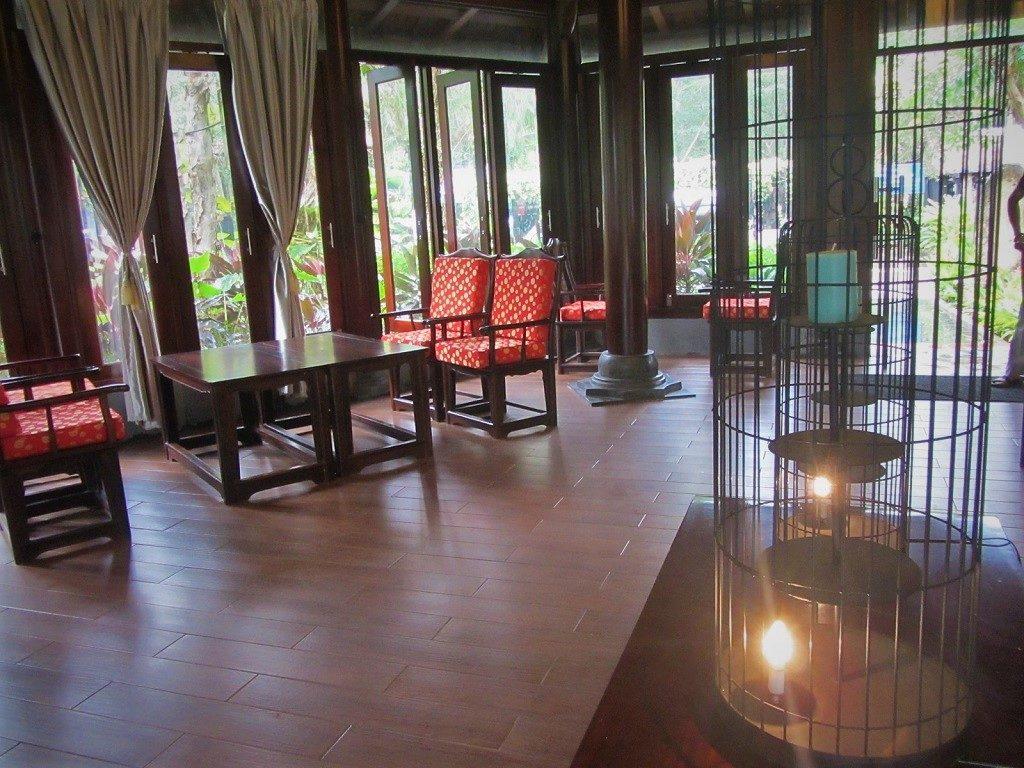 Reception at Binh Chau Hot Springs Resort & Spa
