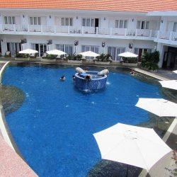 The pool at Binh Chau Hot Springs Resort & Spa