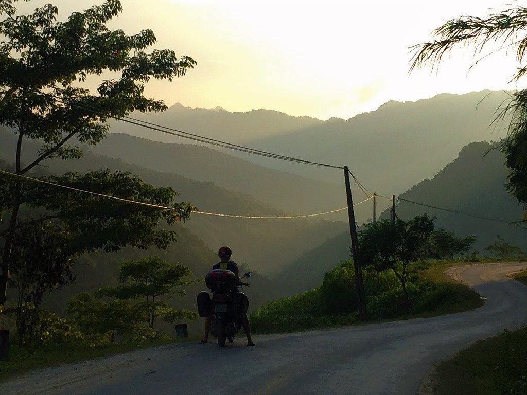 Sapa-Y Ty Scenic Motorbike Loop, Vietnam