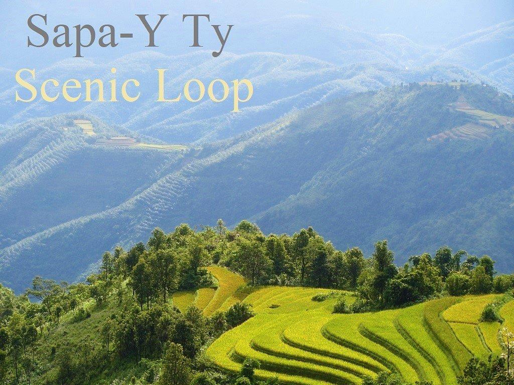 Sapa-Y Ty Scenic Motorbike Loop