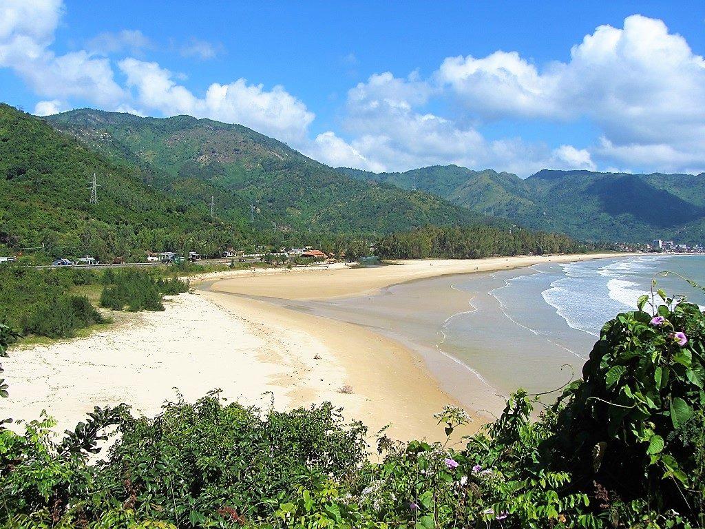 Dai Lanh Beach, Vietnam