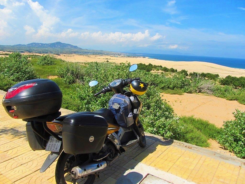 Mui Dinh Cape, Ninh Thuan Province, Vietnam