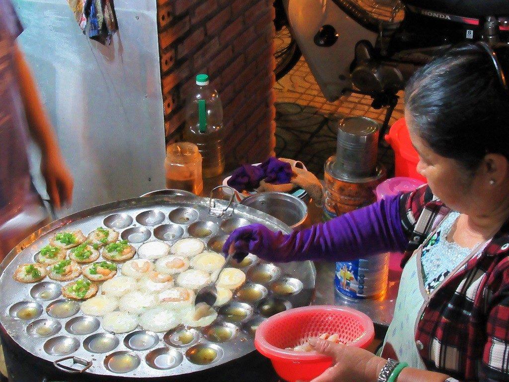 Bánh khọt 368, Vung Tau, Vietnam