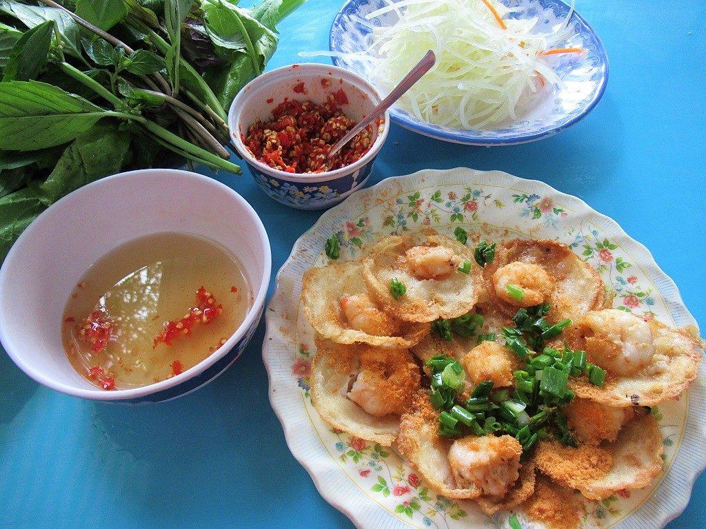 Bánh khọt Gốc Vú Sữa, Vung Tau, Vietnam
