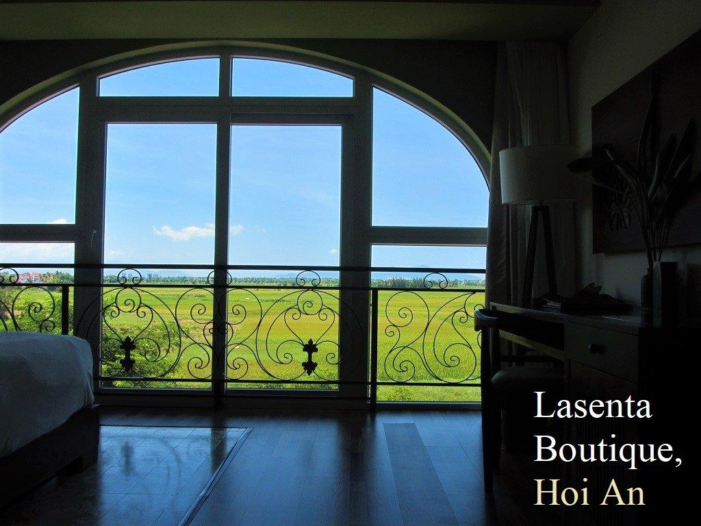 Lasenta boutique hotel hoi an vietnam coracle for Best boutique hotels hoi an