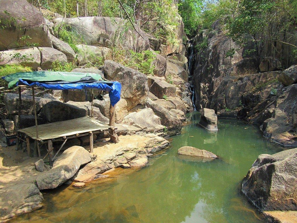 Suoi Da Spring, Núi Dinh Mountain, Ba Ria, Vietnam