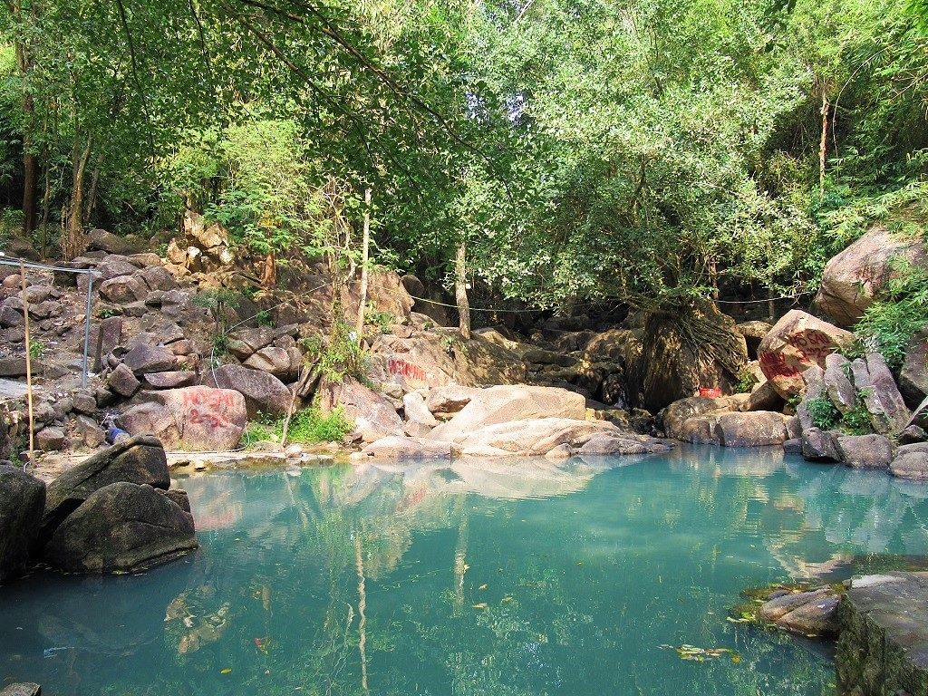 Suoi Tien Spring, Núi Dinh Mountain, Ba Ria, Vietnam