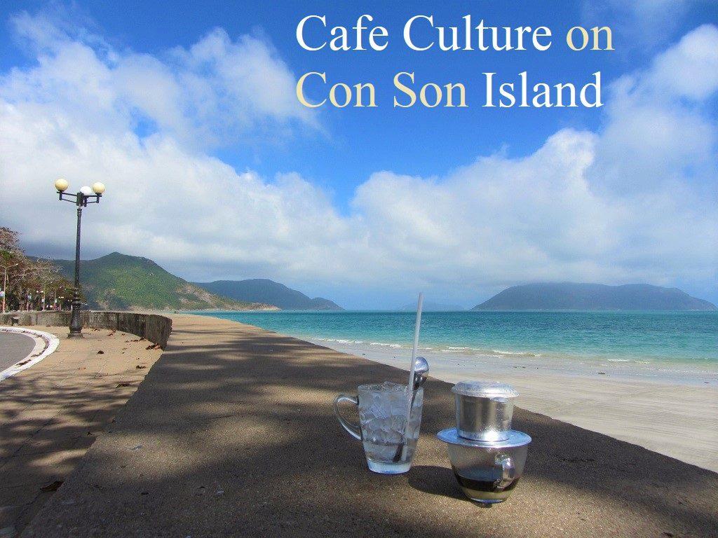 Cafes & bars on Con Son Island, Con Dao, Vietnam