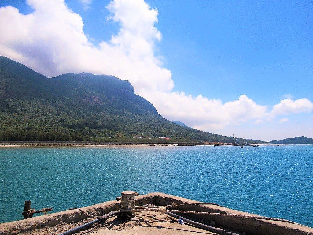 Ben Dam Port, Con Son Island, Con Dao, Vietnam