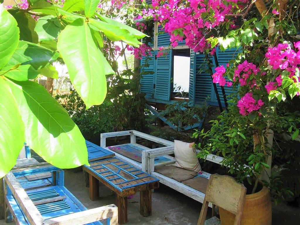 Phien Khuc Cafe, Con Son town, Con Dao Islands, Vietnam