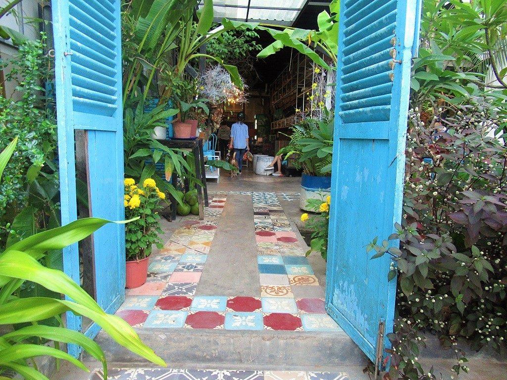 Uyen's House Cafe, Con Son town, Con Dao Islands, Vietnam