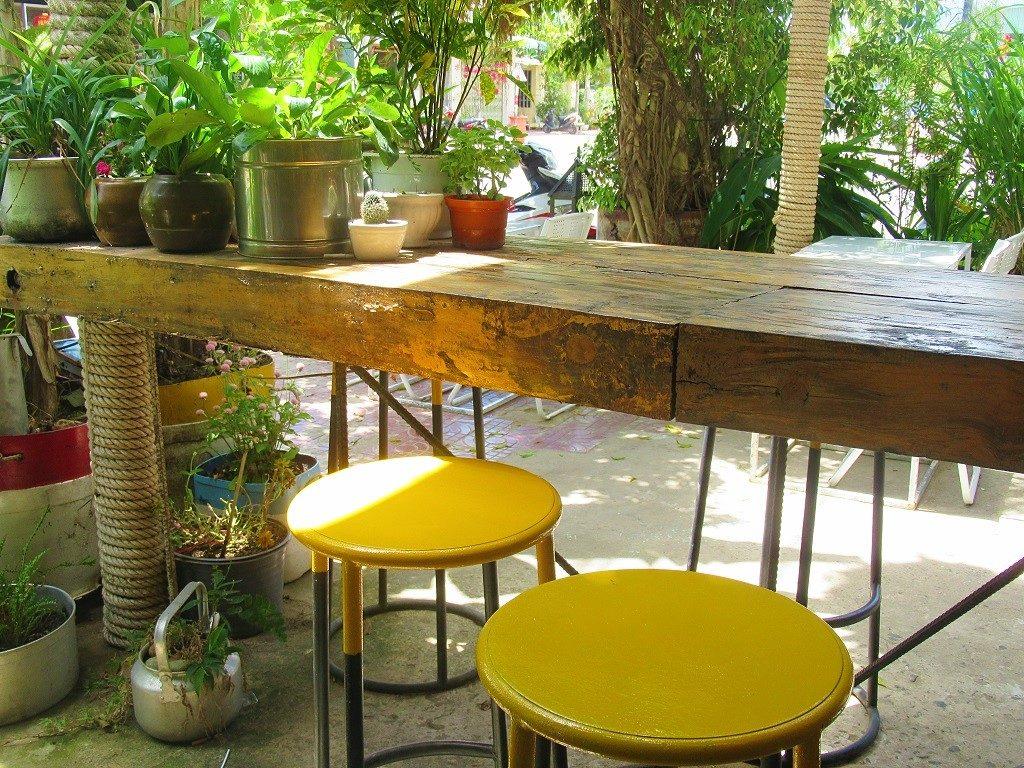 Cafe Infiniti (The Nest), Con Son town, Con Dao Islands, Vietnam