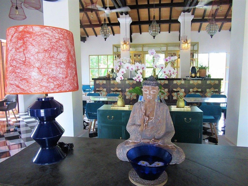 Villa Maison Cafe, Con Son town, Con Dao Islands, Vietnam