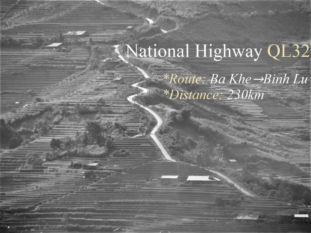 National Highway QL32, Yen Bai Province, Vietnam