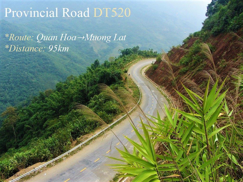 Provincial Road DT520, Thanh Hoa Province, Vietnam