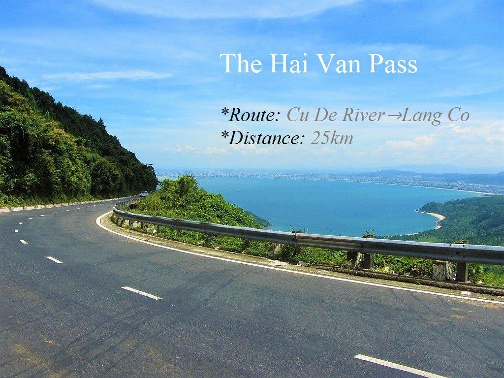 The Hai Van Pass, Vietnam