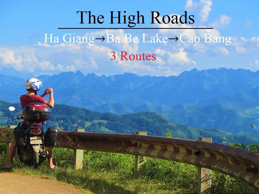 Ha Giang-Ba Be Lake-Cao Bang, road trip, Vietnam