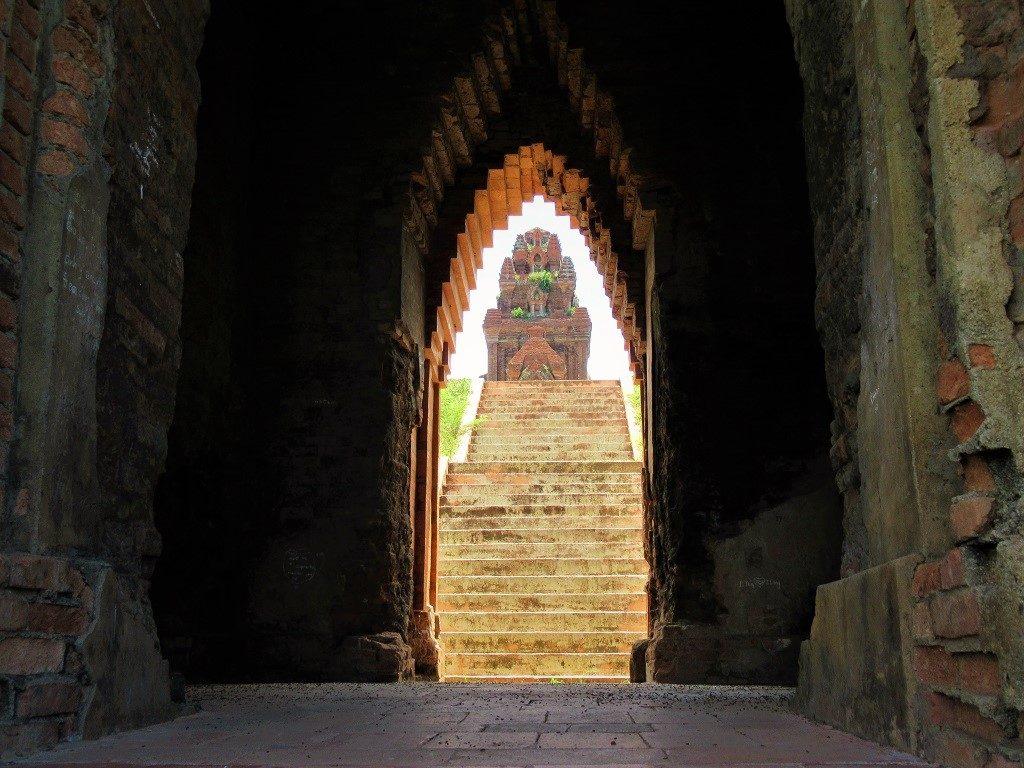 Vijaya Cham towers & citadel, Binh Dinh Province, Vietnam