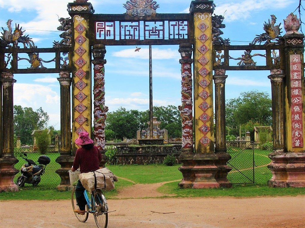 Vijaya/Hoang De Citadel, Binh Dinh Province, Vietnam