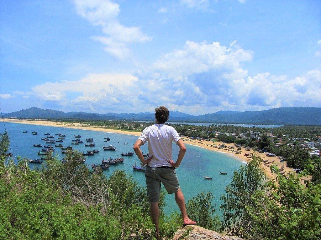 The beaches of Quy Nhon & Phu Yen Province, Vietnam