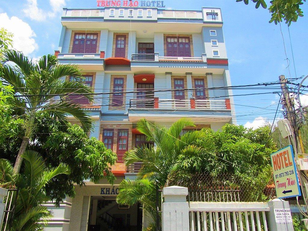 Trung Hao Hotel, Long Thuy beach, Phu Yen Province, Vietnam