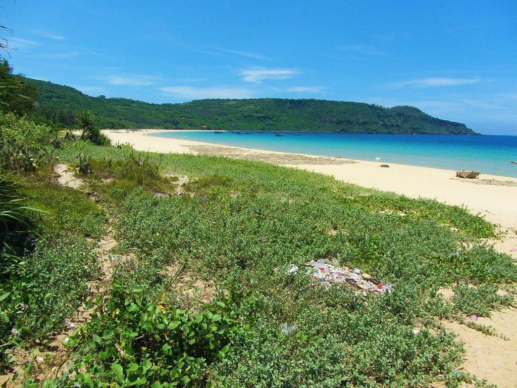Mui Yen beach, Phu Yen Province, Vietnam