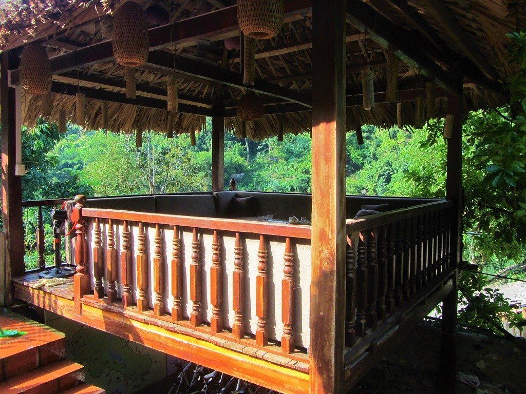 Mr Linh's homestay, Ba Be Lake, Vietnam