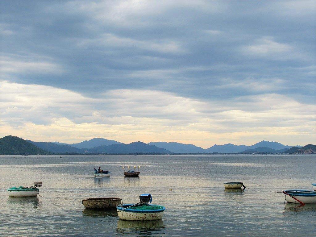 Xuan Dai Bay, Xuan Thinh Peninsular, Phu Yen Province, Vietnam