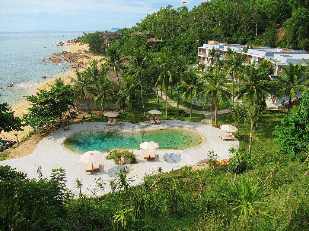 Casa Marina Resort, Bai Xep beach, Quy Nhon, Binh Dinh, Vietnam