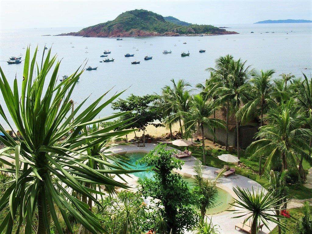 Bai Xep beach, Quy Nhon, Binh Dinh, Vietnam