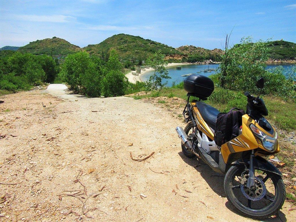 Motorbiking the beaches of Phu Yen & Quy Nhon, Vietnam