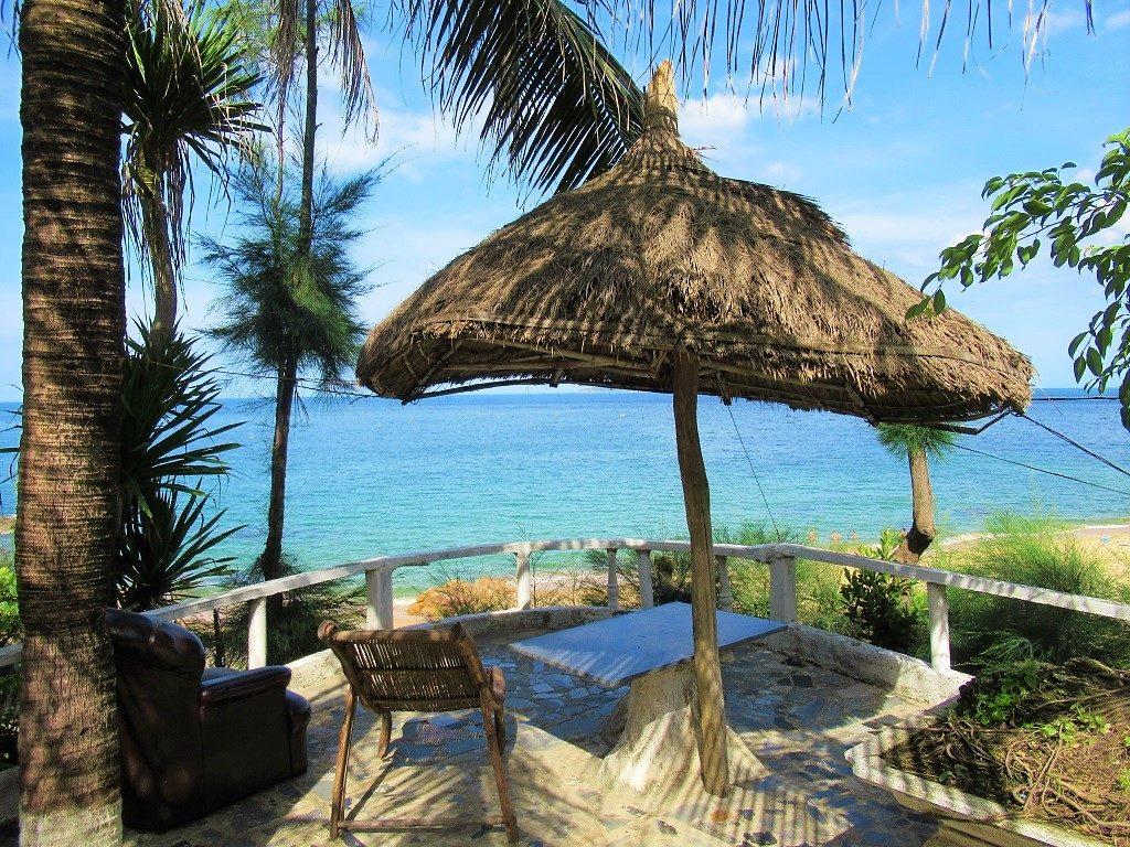 Bai Bau beach, Phu Yen Province, Vietnam