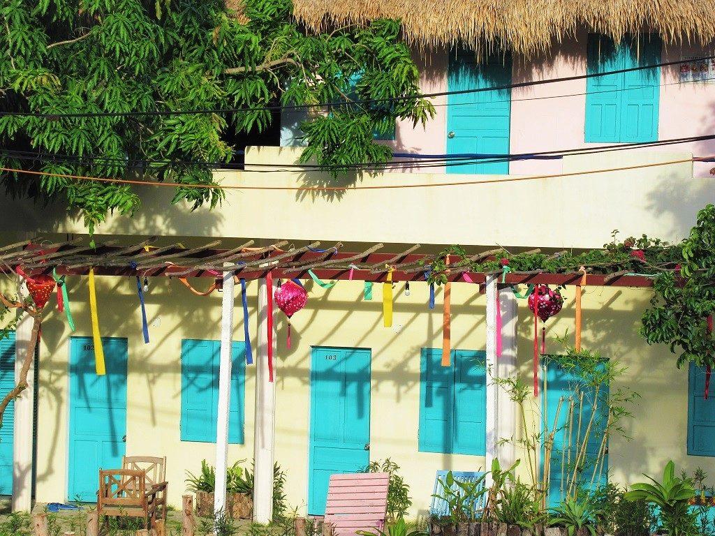 Confetti Guest House, Bai Xep beach, Quy Nhon, Binh Dinh, Vietnam