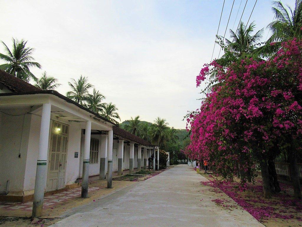 Quy Hoa village, Quy Nhon, Binh Dinh, Vietnam