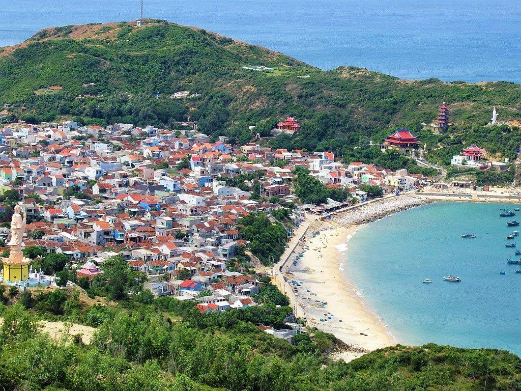 Eo Gio village & beach, Quy Nhon, Binh Dinh, Vietnam