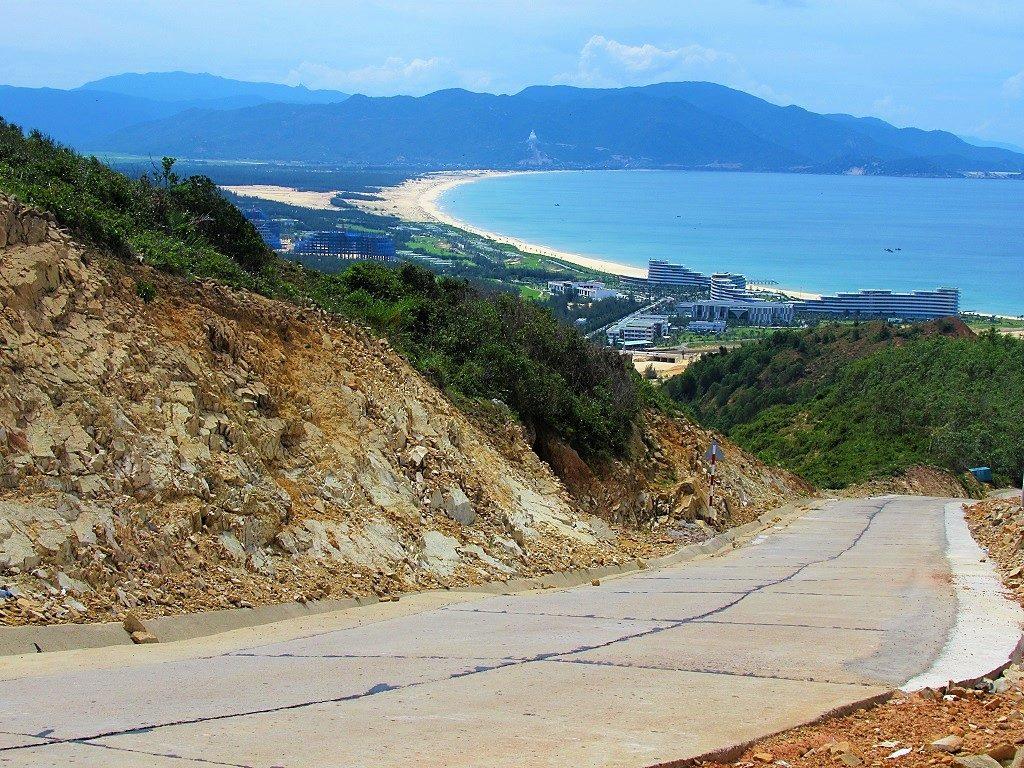 Trung Luong beach, Quy Nhon, Binh Dinh Province, Vietnam