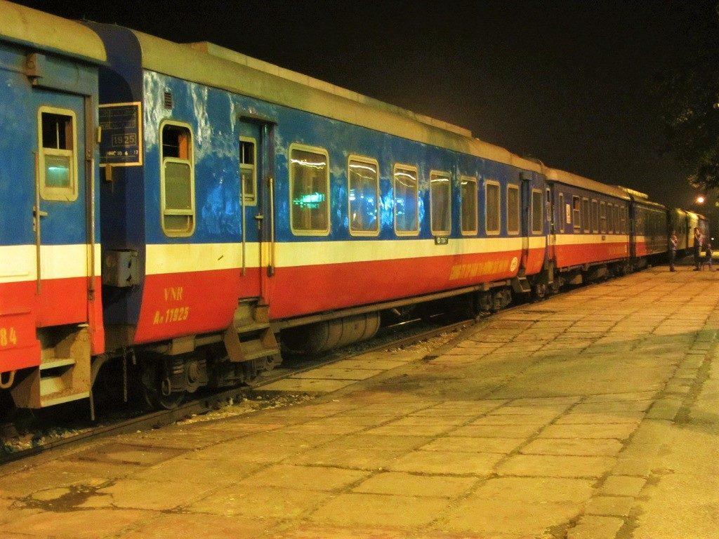 Vietnam Railways train