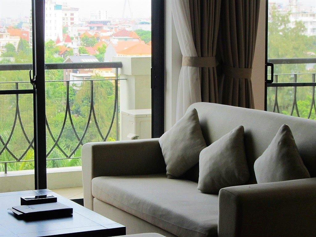 Guest room, Elegant Suites Westlake, Hanoi
