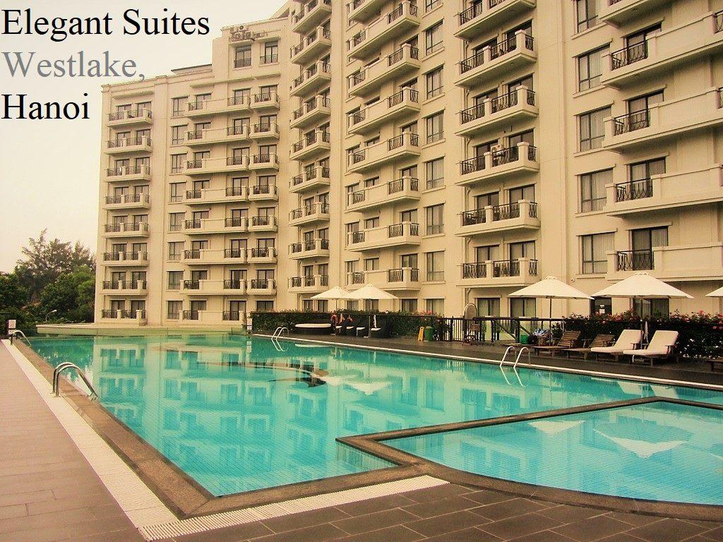 Elegant Suites Westlake, hotel & serviced apartments, Hanoi