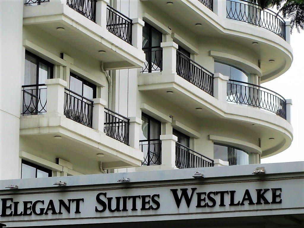 Exterior, Elegant Suites Westlake, Hanoi