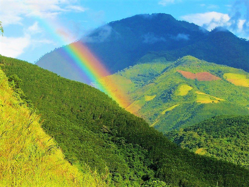 Lai Chau Province, northwest Vietnam
