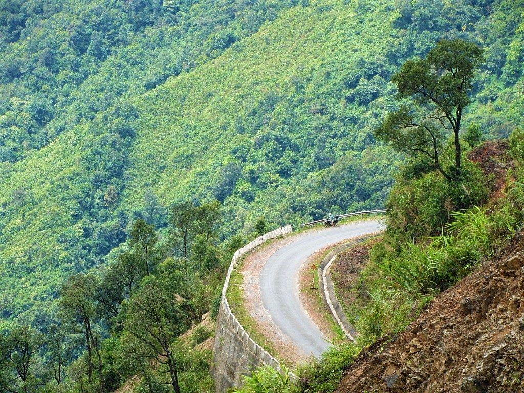 The road to the Extreme Northwest, Lai Chau, Vietnam