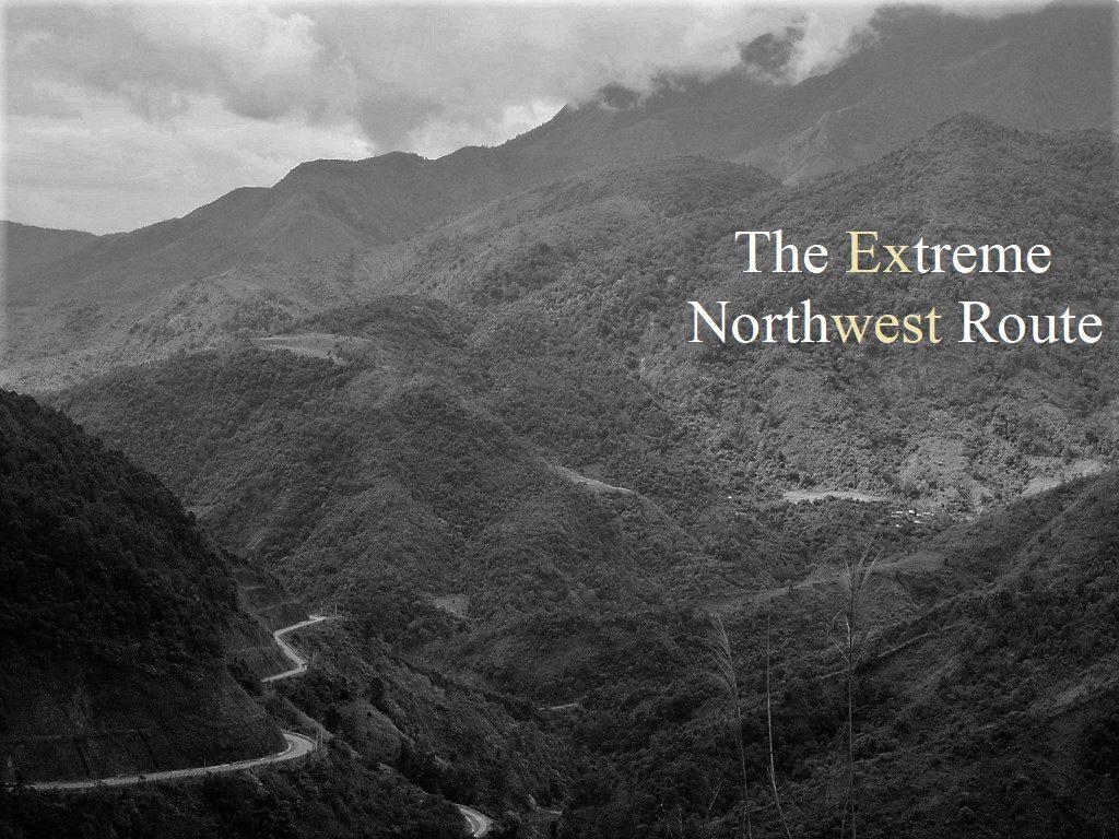 The Extreme Northwest Motorbike Loop, Lai Chau & Dien Bien, Vietnam