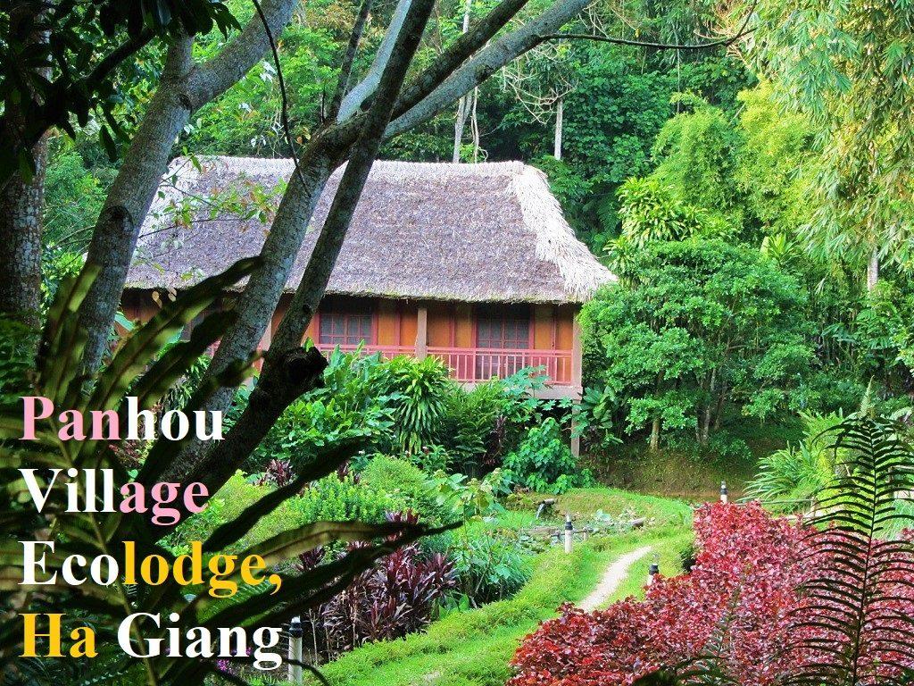 Pan Hou Village Ecolodge, Ha Giang, Vietnam
