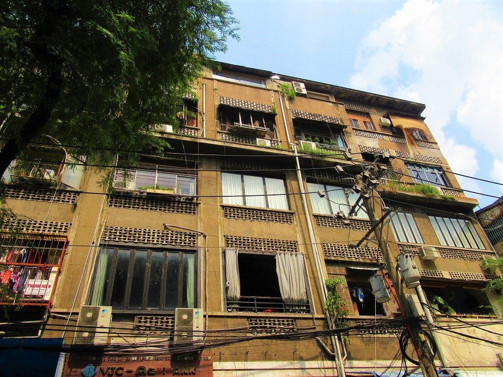 The Cafe Apartment at 14 Ton That Dam Street, Saigon, Ho Chi Minh City, Vietnam