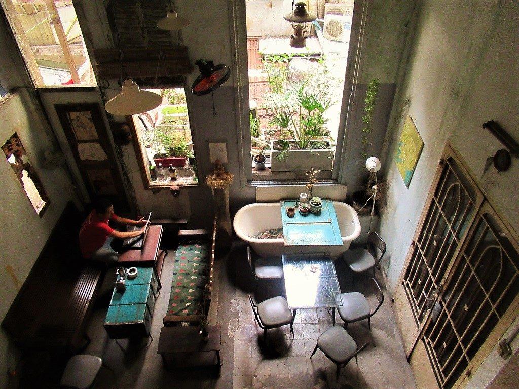 Cafe Hoang Thi, 14 Ton That Dam Street, Saigon, Ho Chi Minh City, Vietnam