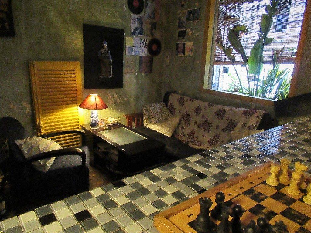 Things Cafe, 14 Ton That Dam Street, Saigon, Ho Chi Minh City, Vietnam